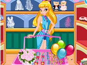 Play Winx Stella Wedding Shopping