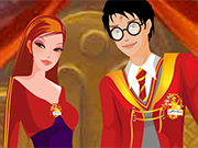 Play Wizard Couple Dressup