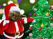 ヨーダのジェダイのクリスマス