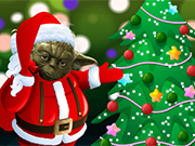 Play Yoda Jedi Christmas