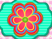 Play Yummy Flower Cookies