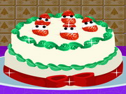 Play Yummy Strawberry Cake