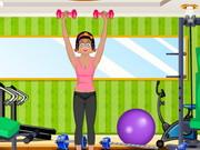 Play Zoe At Gym 2