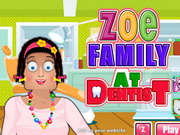 Zoe Family At Dentist