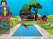 Play Zoe's Messy House