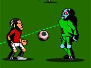 Play ゾンビサッカーMousebreaker