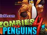 Play Zombie vs Penguins  Re-Annihilation