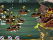 Play Zombudoy 3: Pirates