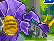 Play Zoo Robot: Rhino