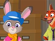 Play Zootopia Judy Hopps Makeover