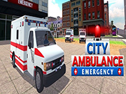Ambulance Rescue Simulator : City Emergency Ambulance