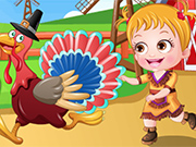 Play Baby Hazel Thanks Giving Dressup
