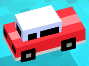 Blocky Car Bridge