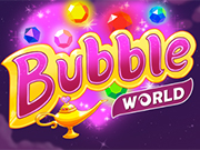 Play Bubble world