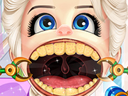 Play Dentist Salon Party Braces Games