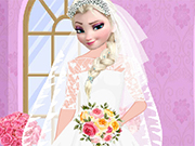 Elsa Wedding Day