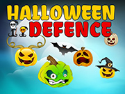 Play Halloween Defence