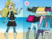 Play Lagoona Blue Dress Up Game