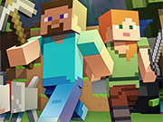 Play Minecraft Jigsaw