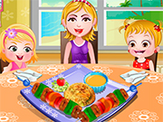 Play Moms Recipes Chicken Kebab