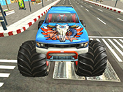 Monster Truck City Parking