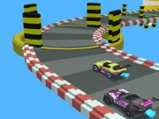 Play Racecar Steeplechase Master