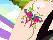 Rainbow Fairy Tattoo Artist