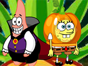 Spongebob Halloween Defense