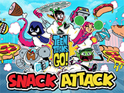 Teen Titans Snack Attack